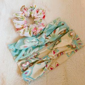 Accessories - Child headbands and scrunchie